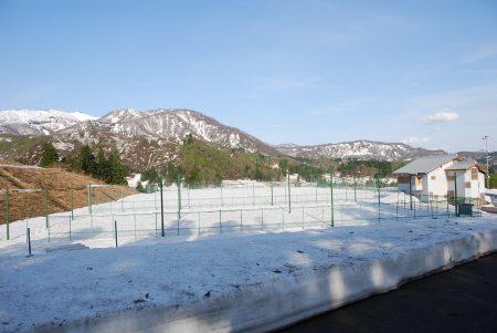 サッカー場・テニスコート